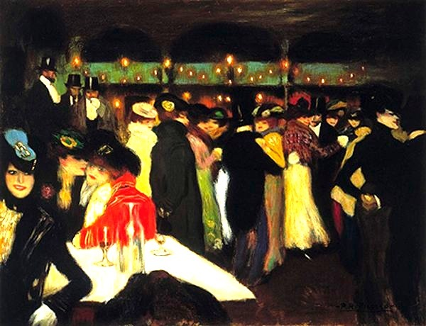 Pablo Picasso Moulin Galette1900.jpg